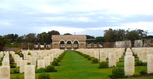 I Cimiteri di Guerra