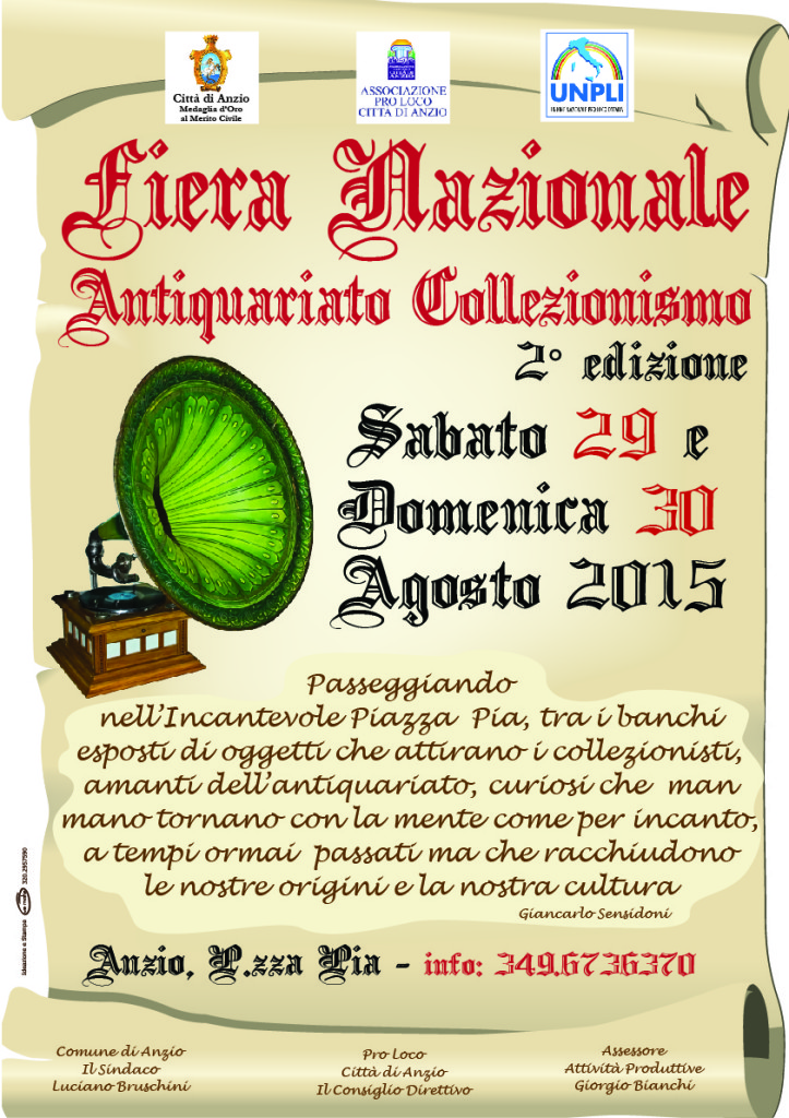 FIERA ANTIQUARIATO