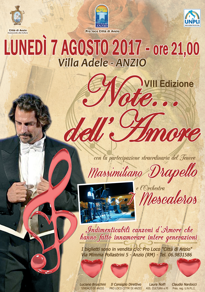 Note dell'Amore