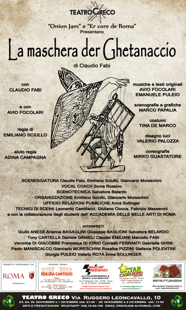 locandina Ghetanaccio